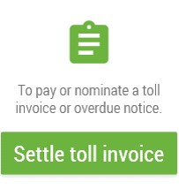 Settle Toll Invoice icon
